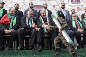 Hamas geeft les in jodenjagen