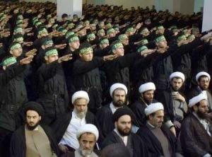 Iran groet Hitler