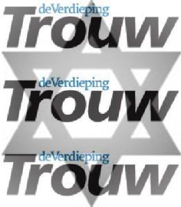Triootje Trouw over Joden