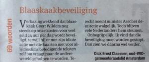 VVD-gedachte