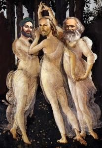 De drie morele gratiën