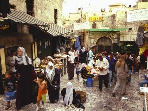 Multicultureel Jeruzalem