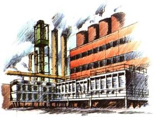 PVV-fabriek