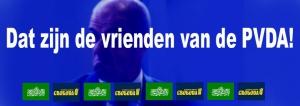 De vrienden van de PvdA